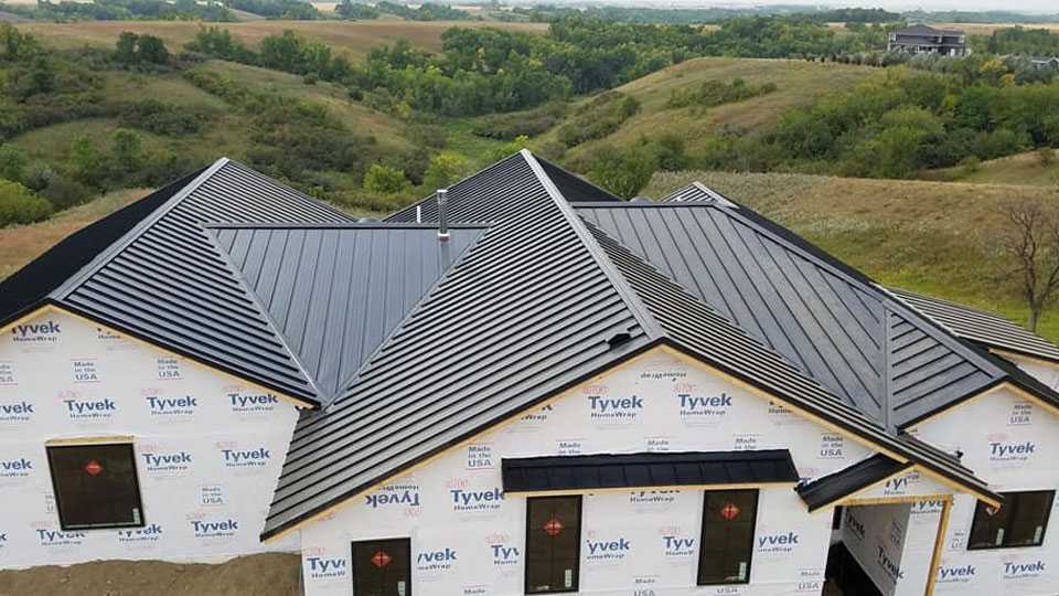 Galleries Flying B Construction Steel Roofing Roof
